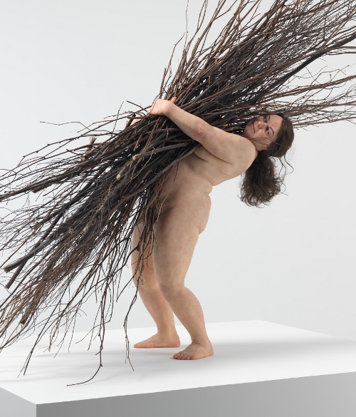Mueck-Woman-with-Sticks