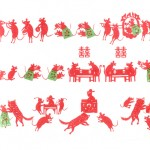 Une heureuse famille de paysans - Xu Giuhua